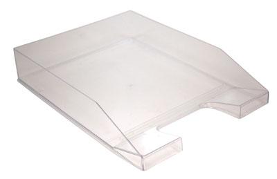 ablagekorb a4 klar transparent g nstig online kaufen. Black Bedroom Furniture Sets. Home Design Ideas