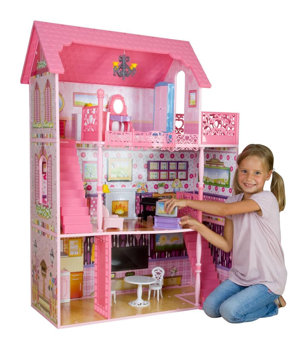 puppenhaus spielzeug einebinsenweisheit. Black Bedroom Furniture Sets. Home Design Ideas