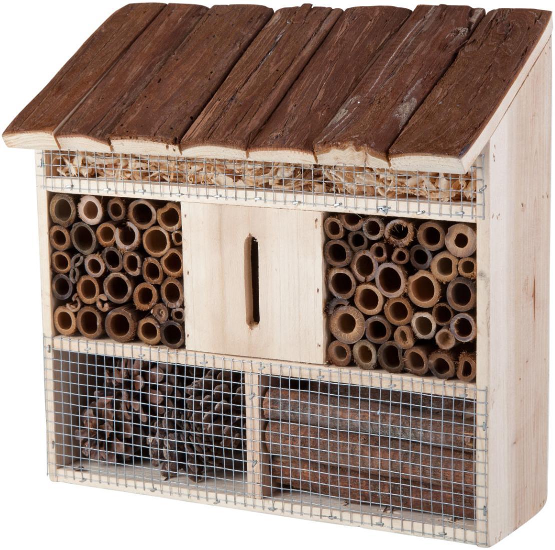 insektenhotel aus holz g nstig kaufen im mifus online shop. Black Bedroom Furniture Sets. Home Design Ideas