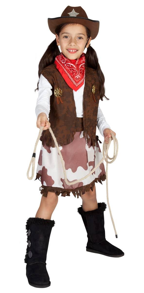 Kinder Kostüm Cowgirl günstig online kaufen | MIFUS.de