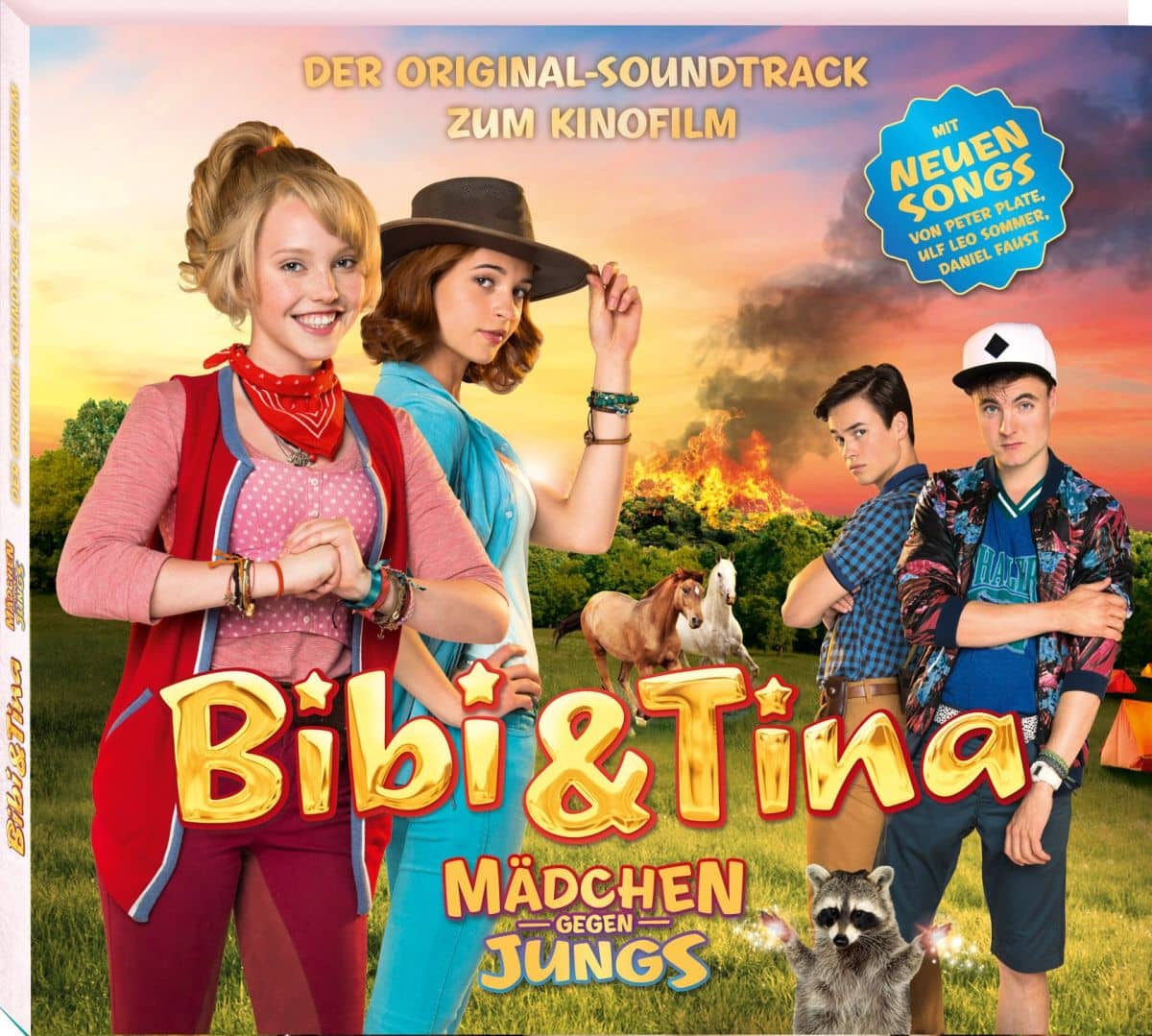 cd bibi und tina - original soundtrack zum film - mädchen