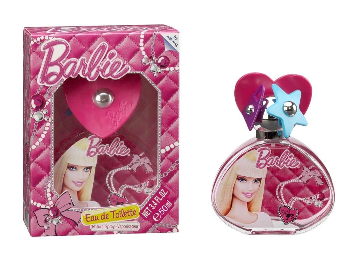 barbie parf m 50 ml g nstig online kaufen. Black Bedroom Furniture Sets. Home Design Ideas