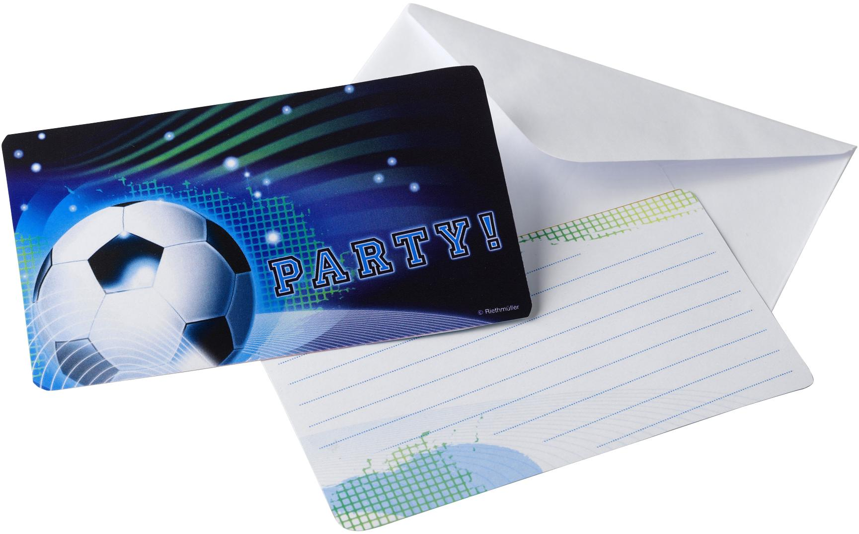Einladungskarten Fußball Riethmüller | günstig kaufen im MIFUS ...