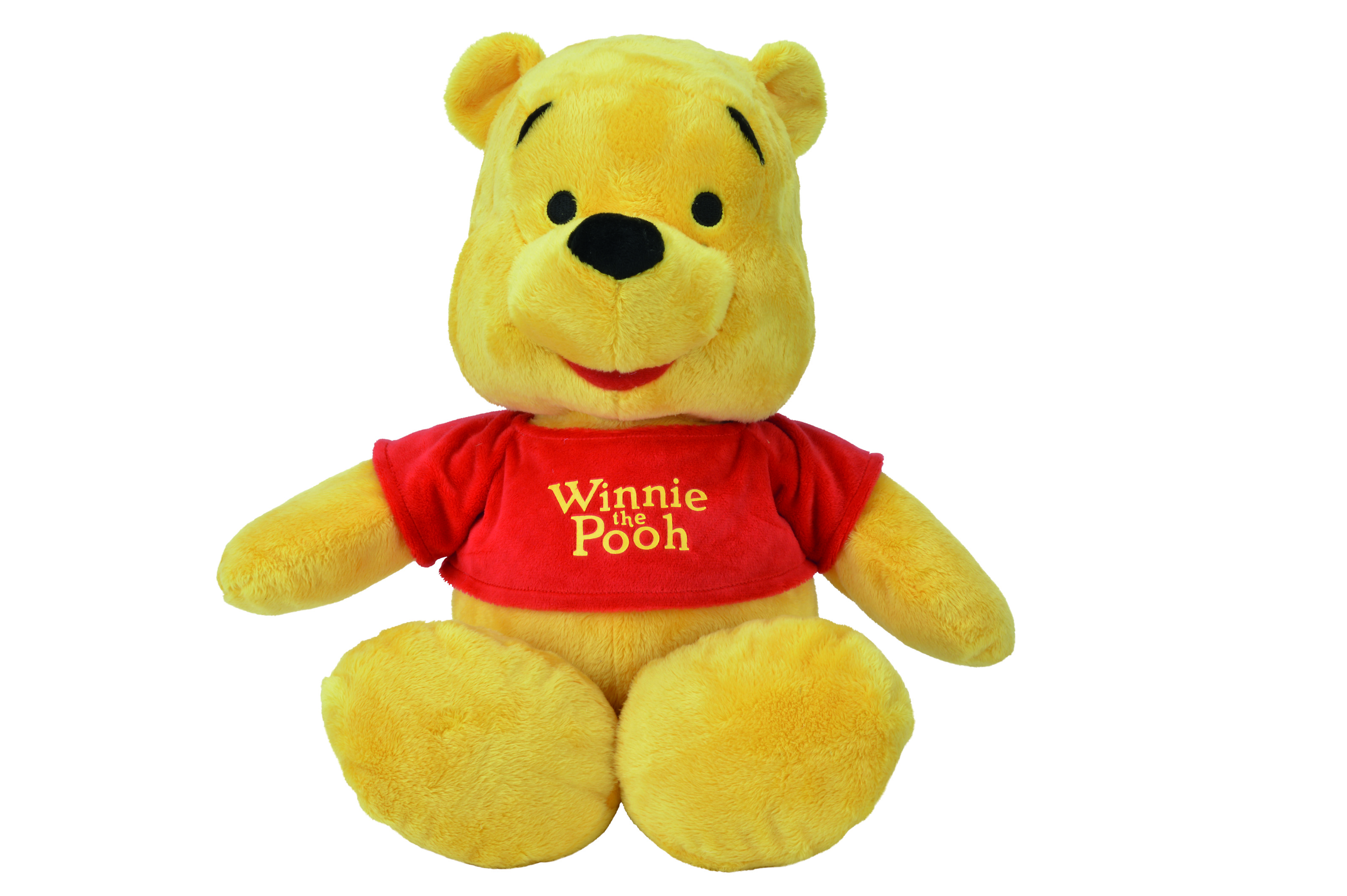 winnie pooh kuscheltier winnie the pooh 50 cm g nstig. Black Bedroom Furniture Sets. Home Design Ideas