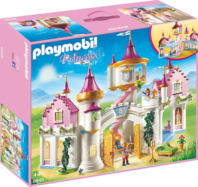 Playmobil 6848 - Prinzessinnenschloss - Playmobil Princess ...