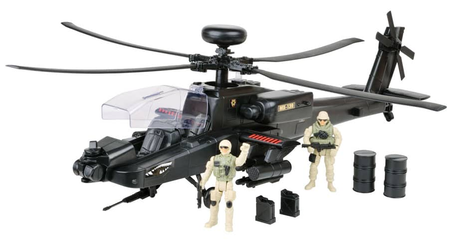 Helicopter Apache AH-64 LongbowApache Longbow Helicopter