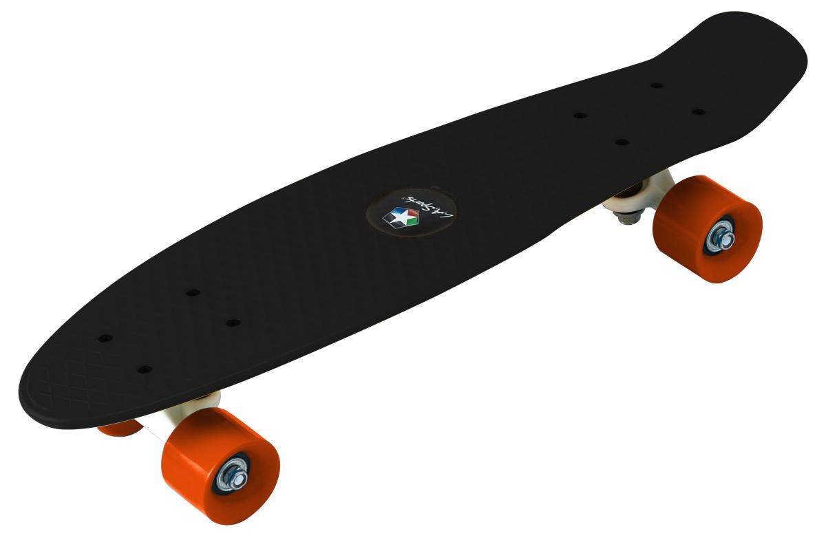 penny board schwarz orange abec 5 g nstig online kaufen. Black Bedroom Furniture Sets. Home Design Ideas
