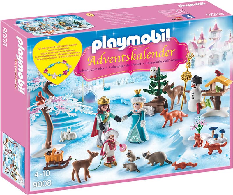 playmobil 9008 adventskalender 2016 eislaufprinzessin. Black Bedroom Furniture Sets. Home Design Ideas