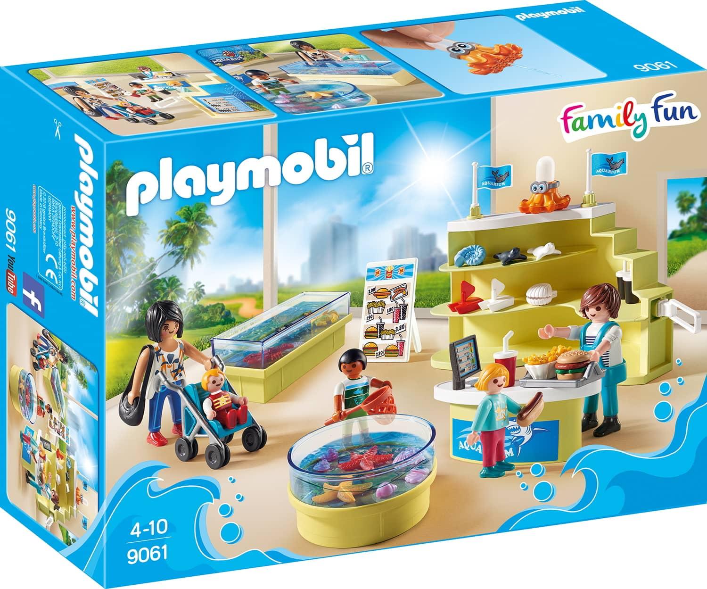 playmobil 9061 aquarium shop playmobil family fun. Black Bedroom Furniture Sets. Home Design Ideas