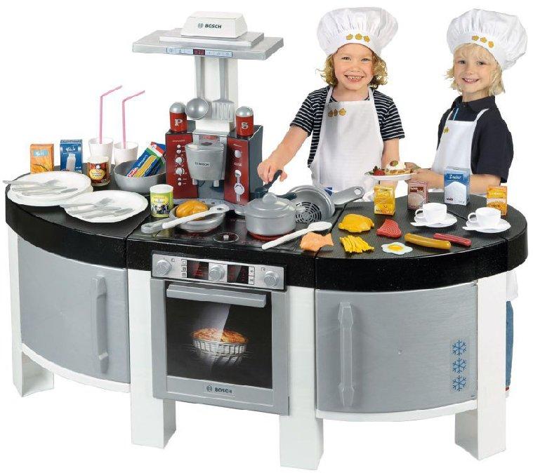 Bosch kinderkuche xl exclusiv mit espressomaschine klein for Kinderküche günstig