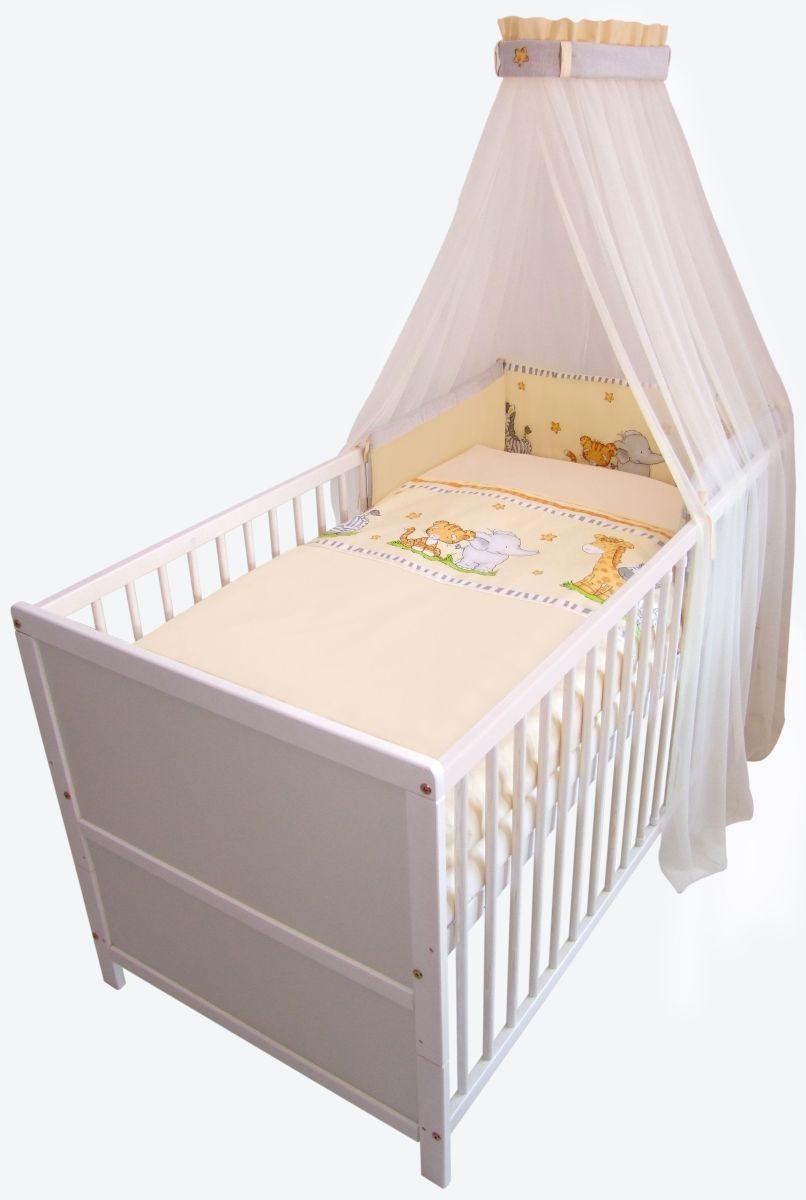 kinderbett wei 140x70 cm online kaufen. Black Bedroom Furniture Sets. Home Design Ideas