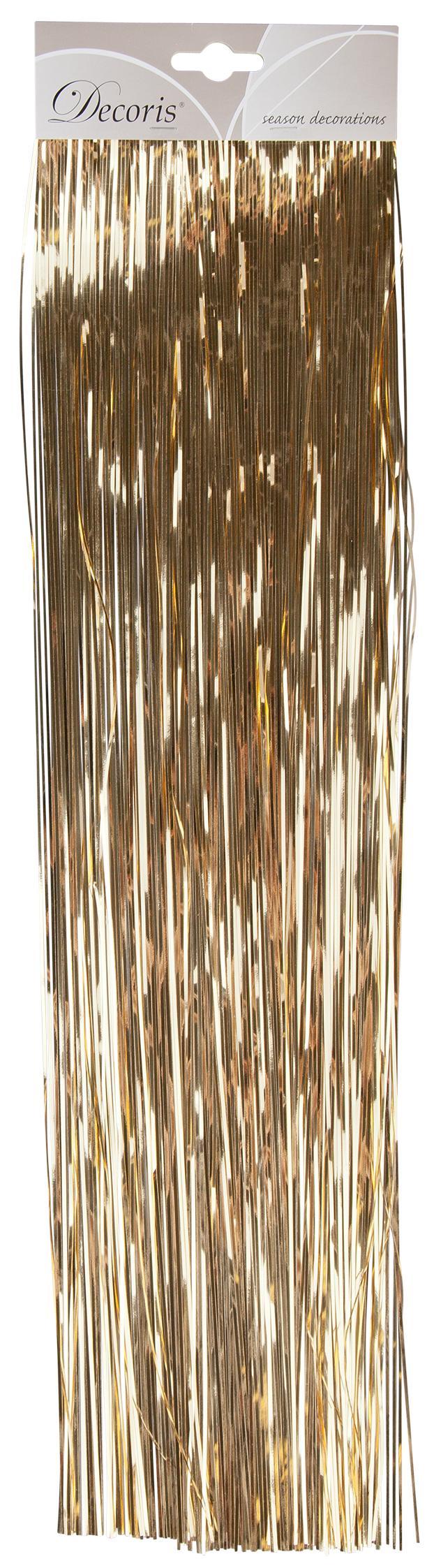 Lametta 50 x 40 cm gold gl nzend g nstig online kaufen for Lametta kaufen