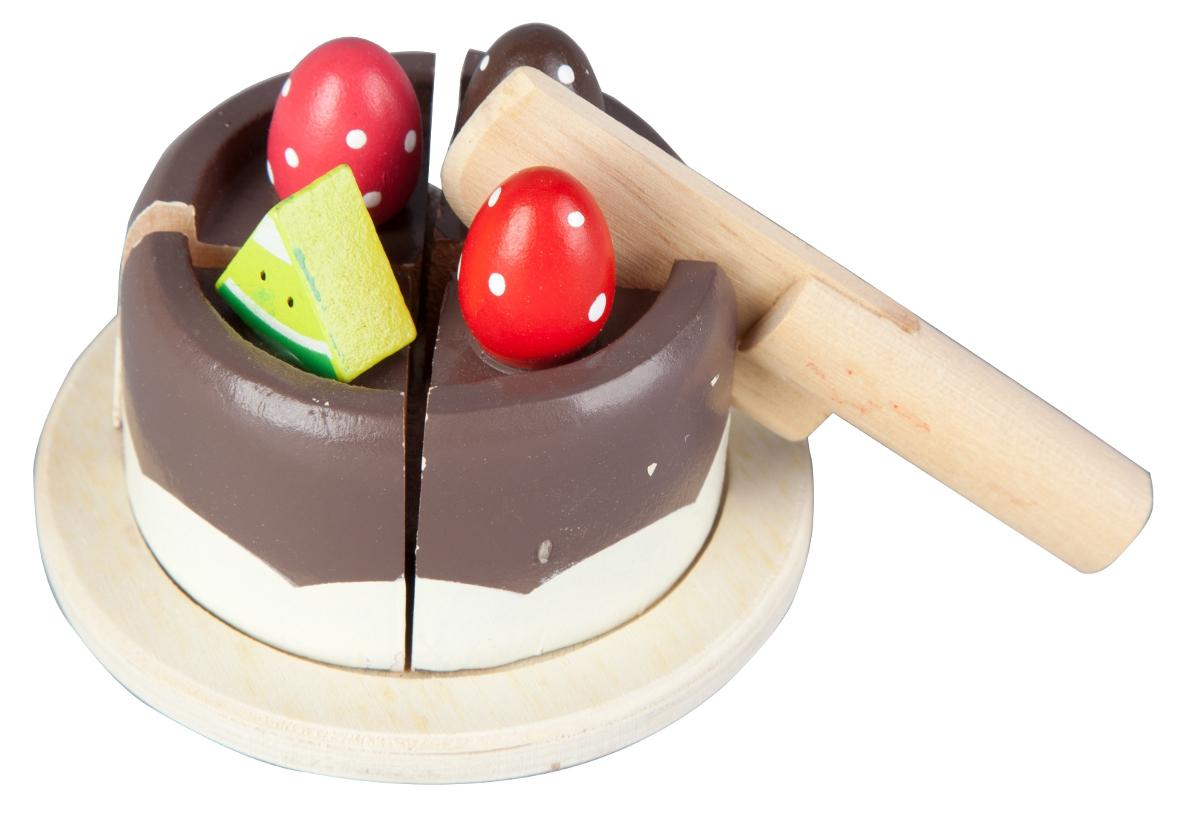 Mini Kuchen aus Holz