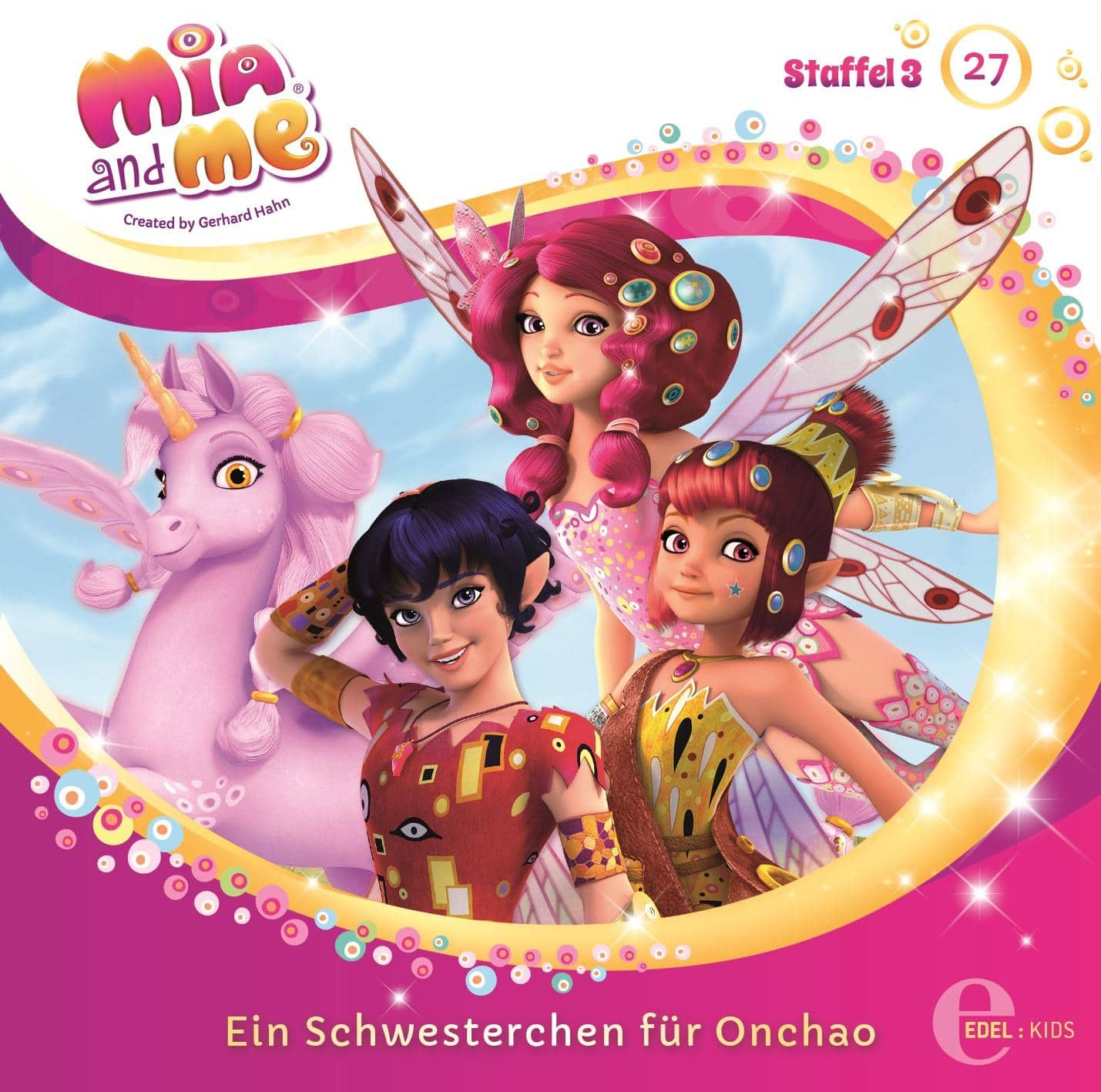 mia and me cd h rspiel folge 27 ein schwesterchen f r. Black Bedroom Furniture Sets. Home Design Ideas