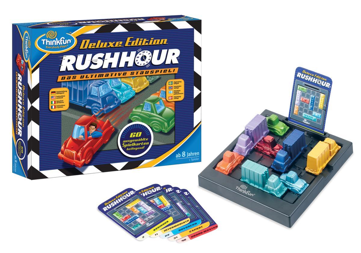 rush hour spiel online
