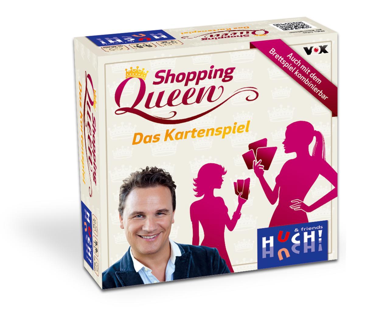 shopping queen kartenspiel g nstig online kaufen. Black Bedroom Furniture Sets. Home Design Ideas