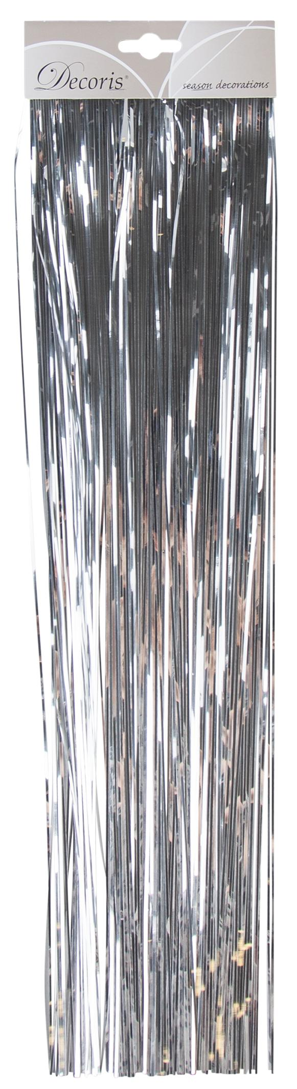 Lametta 50 x 40 cm silber gl nzend g nstig online for Lametta kaufen