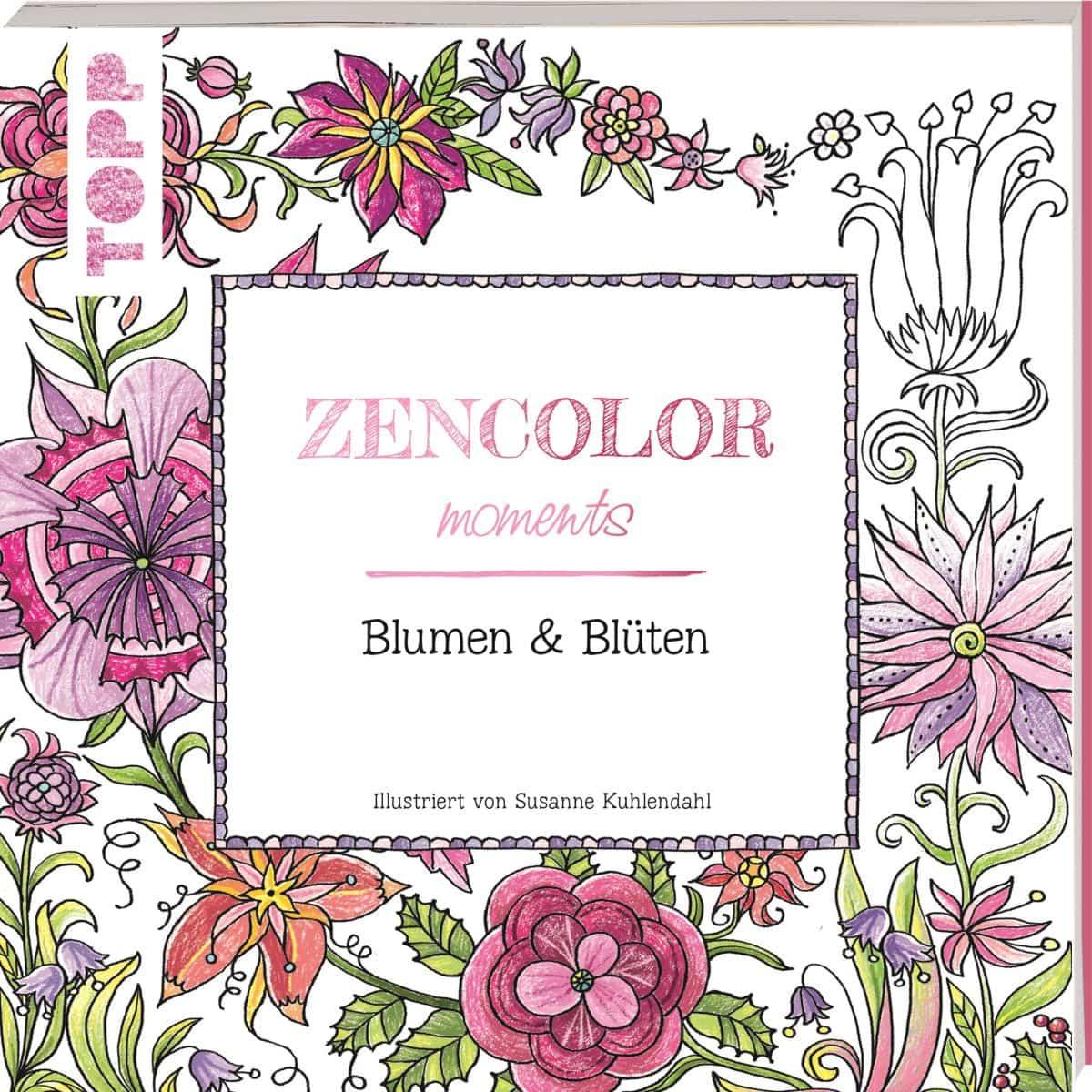 zencolor moments blumen bl ten g nstig online kaufen. Black Bedroom Furniture Sets. Home Design Ideas