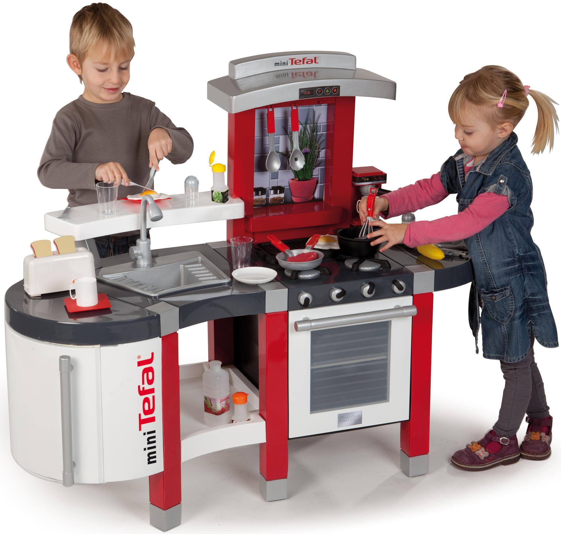 Tefal Mini Küche Smoby Tefal Chef Kinderküche Günstig Kaufen Mifus De