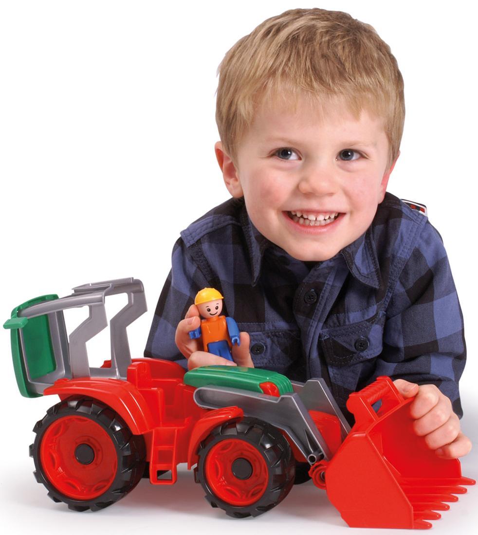 Lena truxx traktor mit frontschaufel kaufen mifus