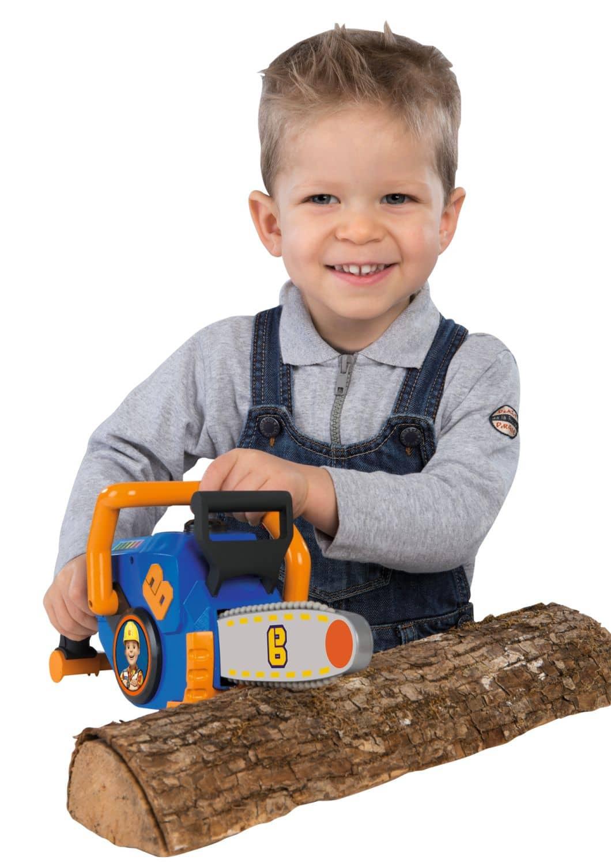 Spielzeug kettensäge bob der baumeister günstig online