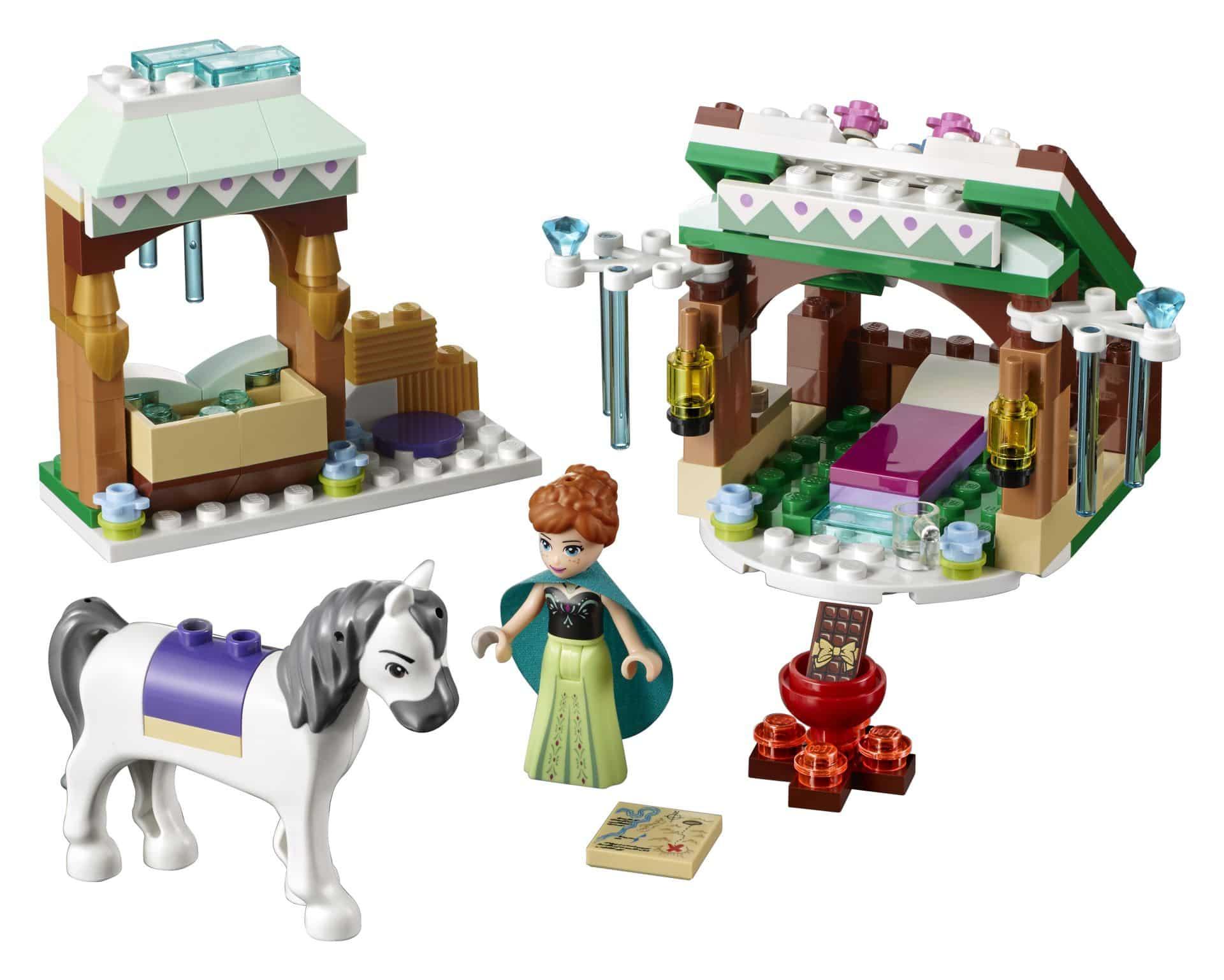 Lego 174 Disney Princess Tm 41147 Annas Eisiges