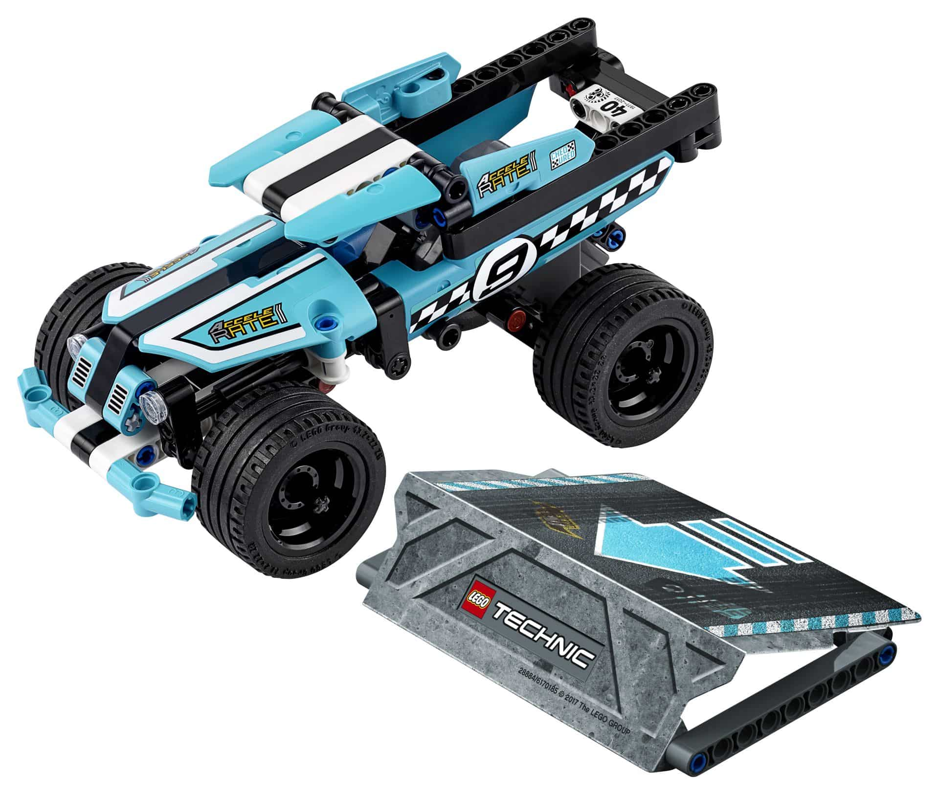 lego technic 42059 stunt truck g nstig online kaufen. Black Bedroom Furniture Sets. Home Design Ideas