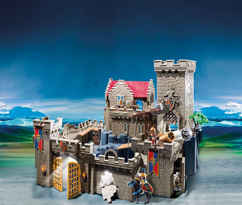 k nigsburg der l wenritter playmobil knights. Black Bedroom Furniture Sets. Home Design Ideas