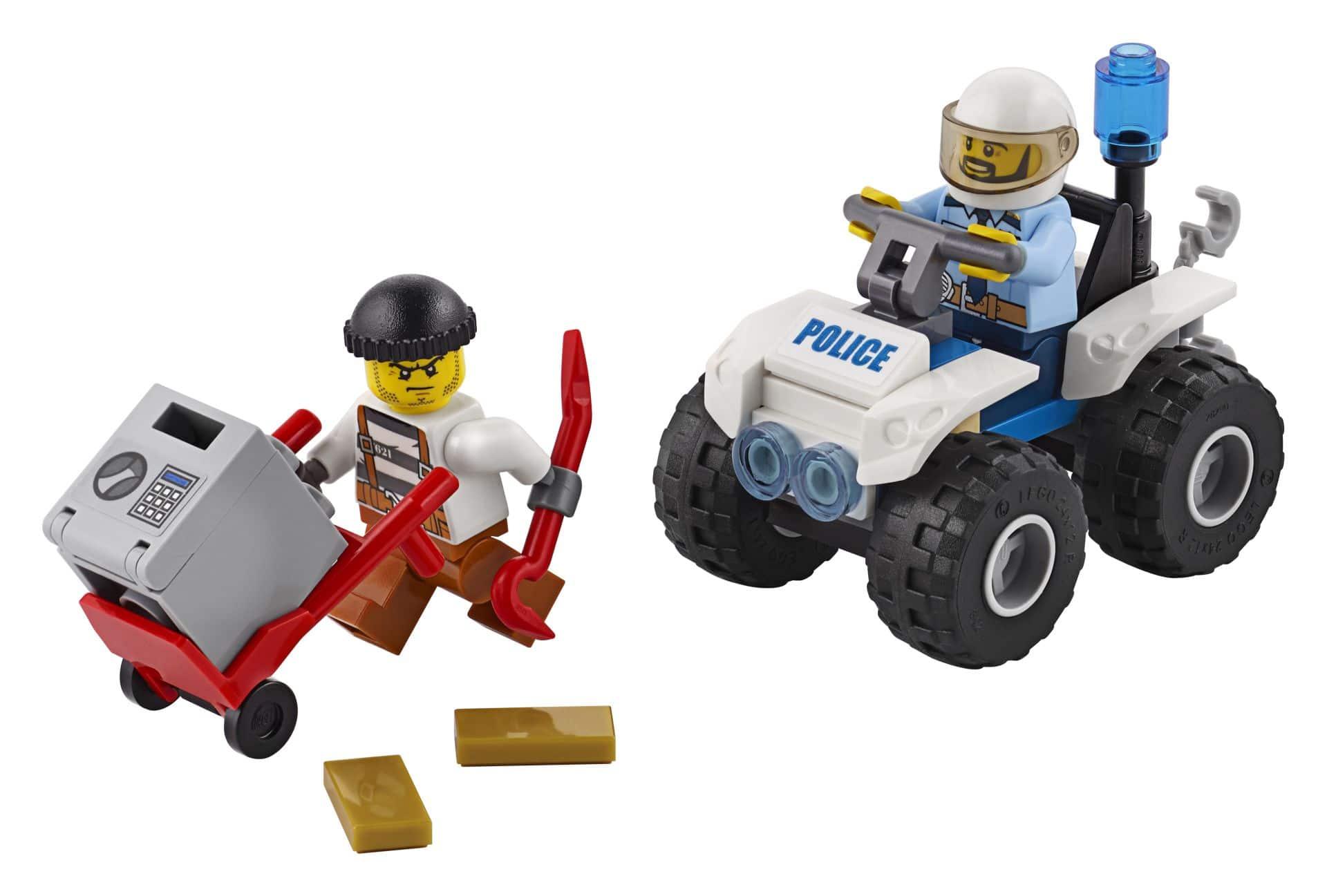 lego city polizei 60135 gangsterjagd auf dem quad. Black Bedroom Furniture Sets. Home Design Ideas