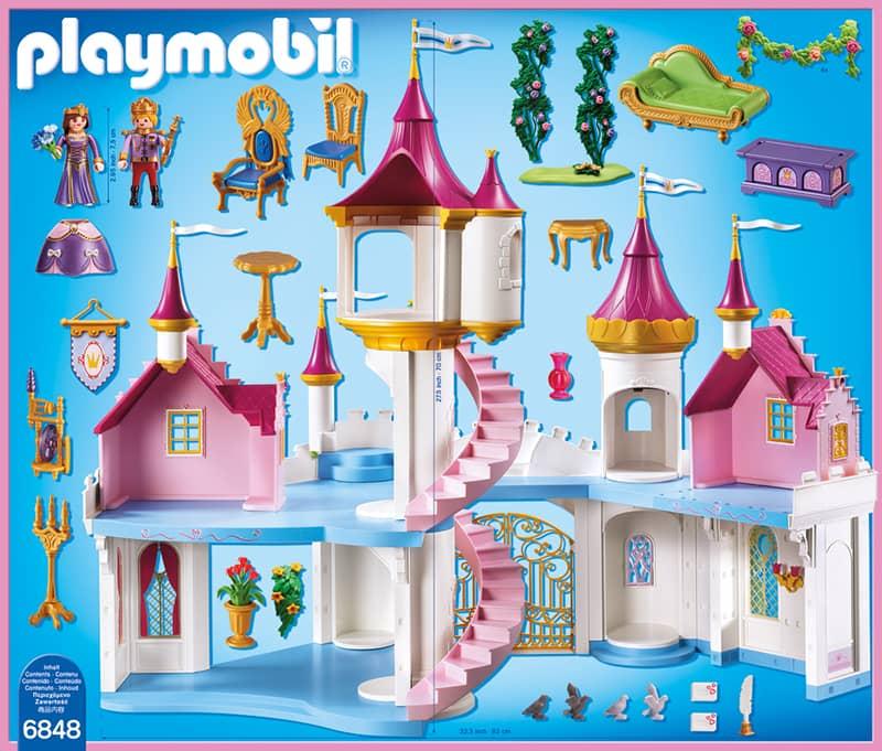 PLAYMOBIL® 6848 - Prinzessinnenschloss - Playmobil ...