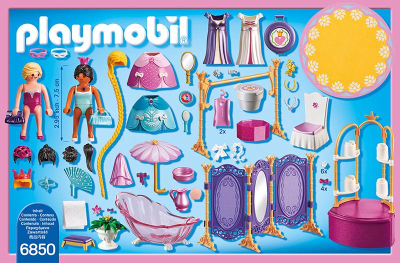 playmobil 6850 ankleide und sch nheitssalon playmobil. Black Bedroom Furniture Sets. Home Design Ideas