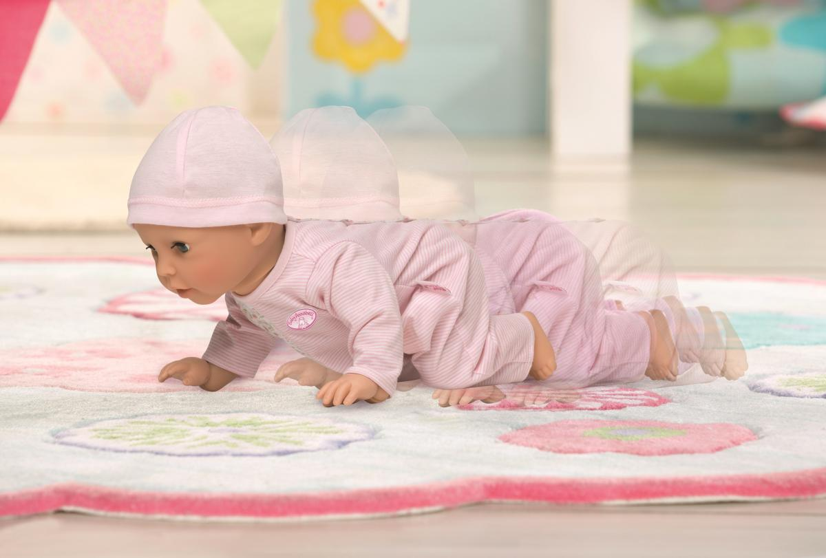 baby annabell learns to walk online kaufen. Black Bedroom Furniture Sets. Home Design Ideas
