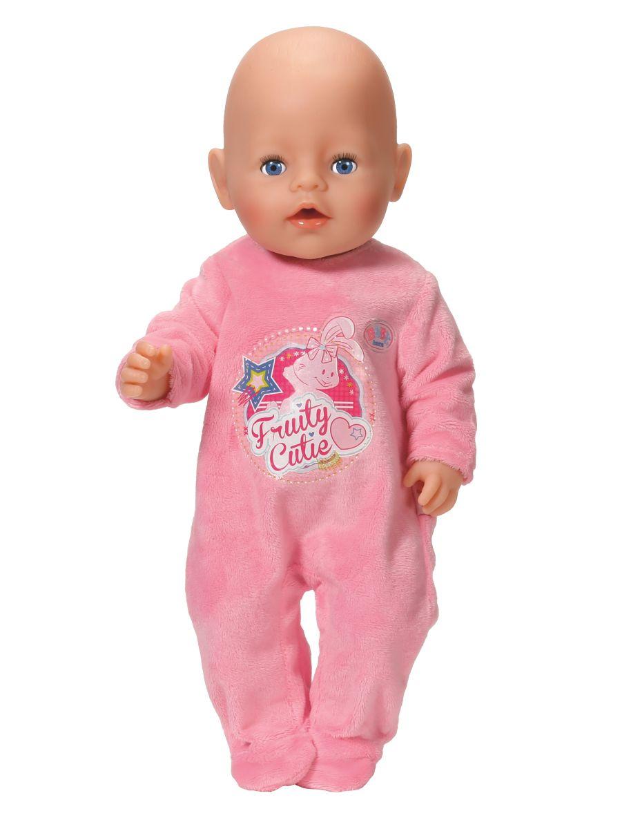 baby born 1 strampler 43 cm zapf g nstig online kaufen. Black Bedroom Furniture Sets. Home Design Ideas