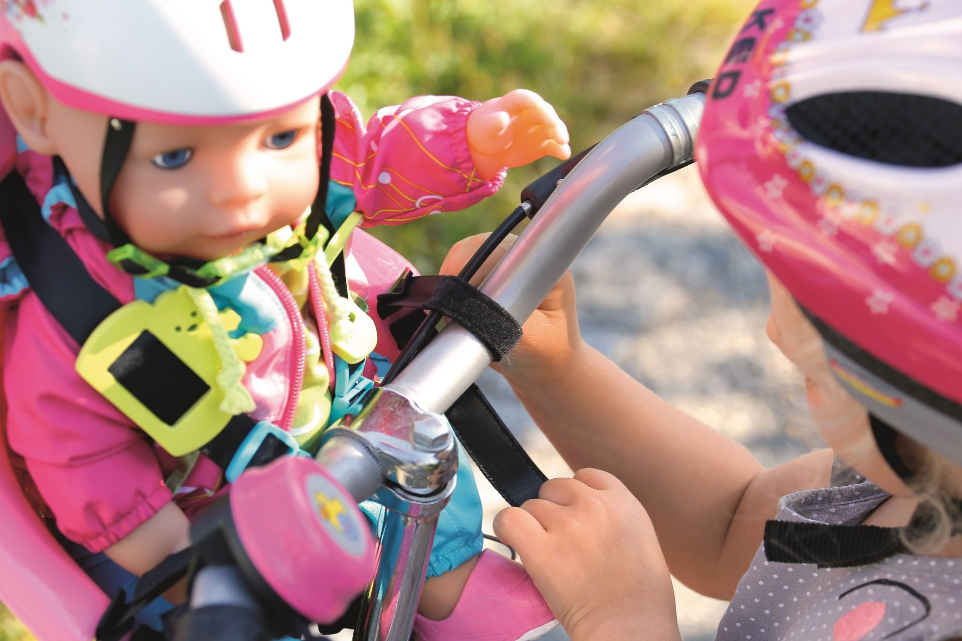 baby born play fun fahrradsitz g nstig online kaufen. Black Bedroom Furniture Sets. Home Design Ideas