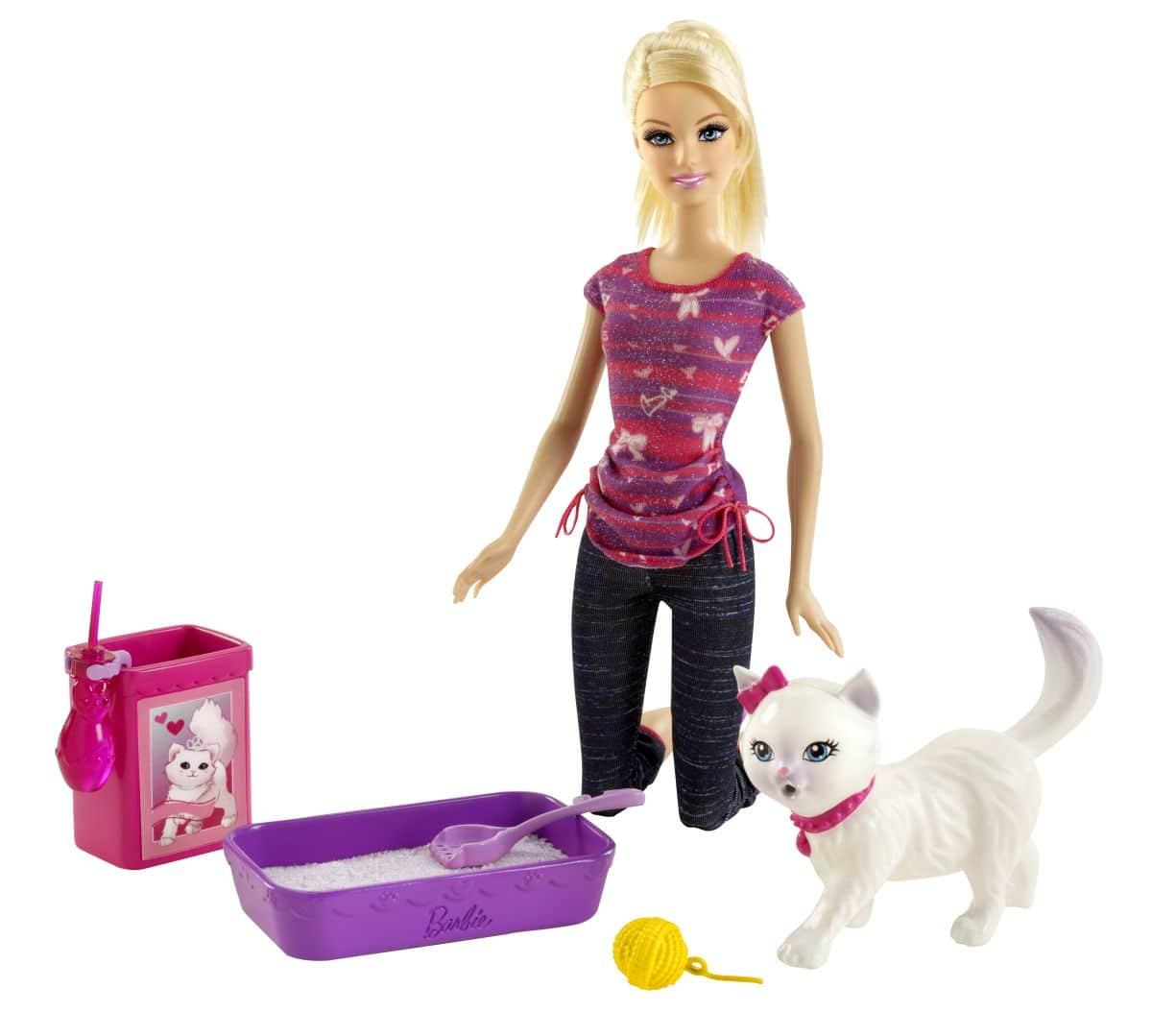 barbie hund und katze