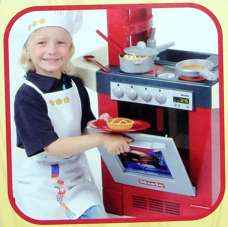 spielküche - miele petit gourmet - klein online | mifus.de