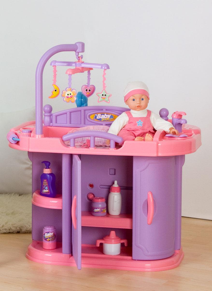 Hello kitty badezimmer zubehör ~ BESTTOY Puppenwickelkommode günstig ...