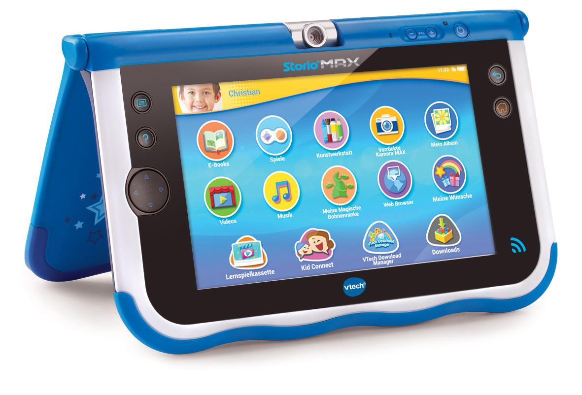 V tech storio max 7 tablet g nstig online kaufen for Housse storio max 7