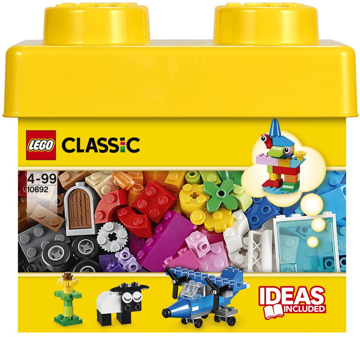 lego classic 10692 lego bausteine set g nstig online kaufen. Black Bedroom Furniture Sets. Home Design Ideas