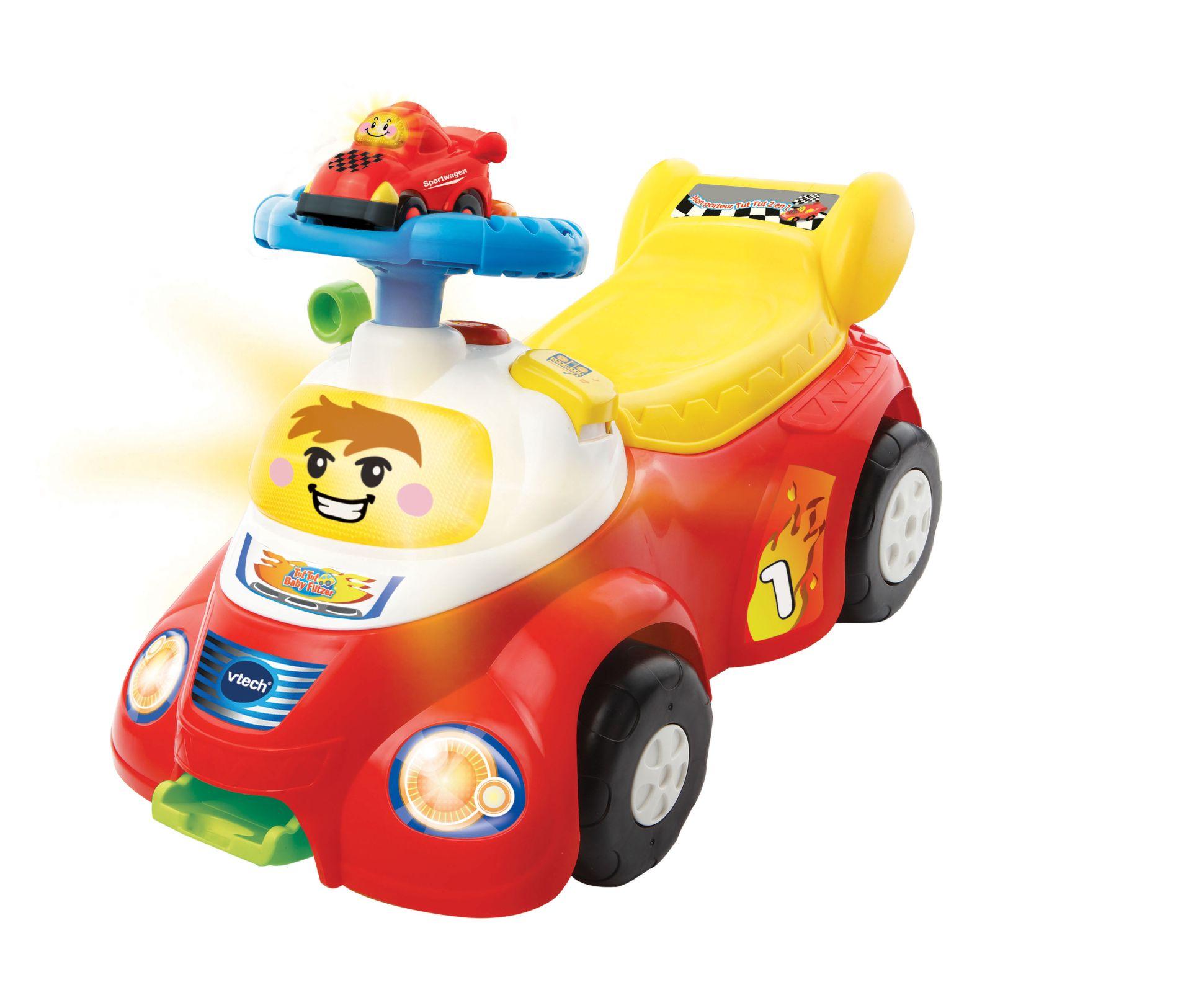 vtech tut tut baby flitzer rutschauto 2 in 1 g nstig. Black Bedroom Furniture Sets. Home Design Ideas