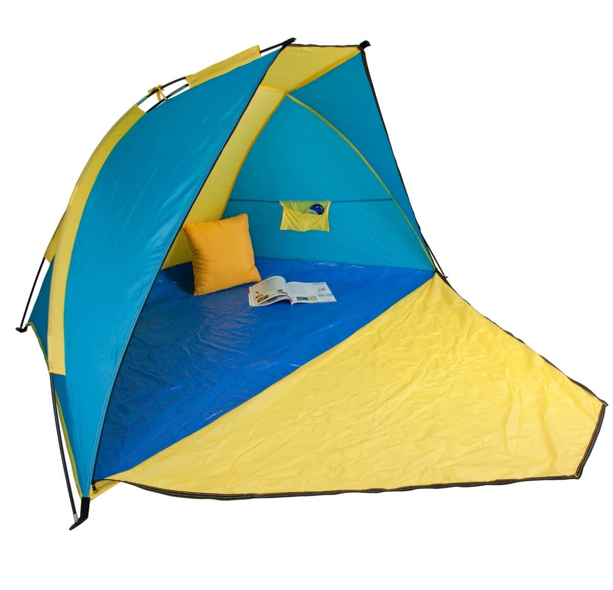 besttoy strandmuschel blau gelb kaufen. Black Bedroom Furniture Sets. Home Design Ideas
