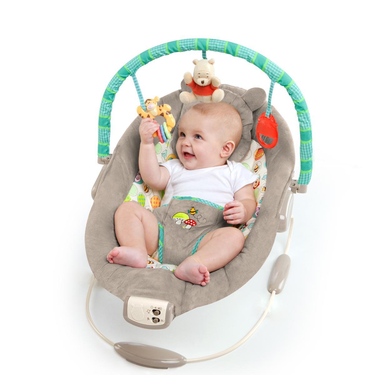 disney baby winnie the pooh babyschaukel. Black Bedroom Furniture Sets. Home Design Ideas