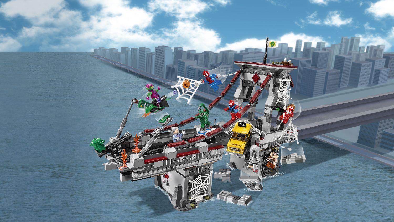lego spiderman spiele online