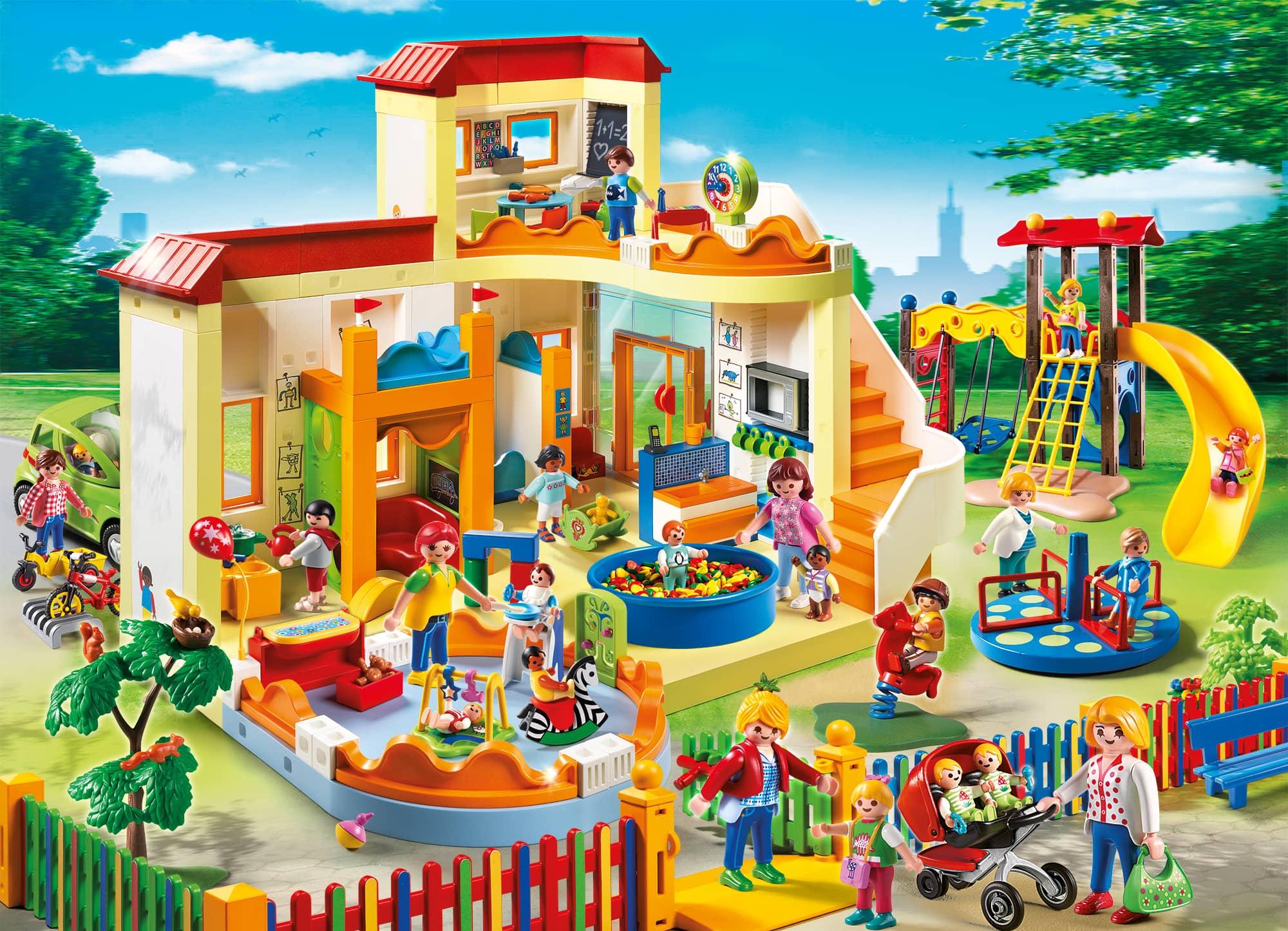 playmobil 5573 zwillingskinderwagen playmobil city. Black Bedroom Furniture Sets. Home Design Ideas