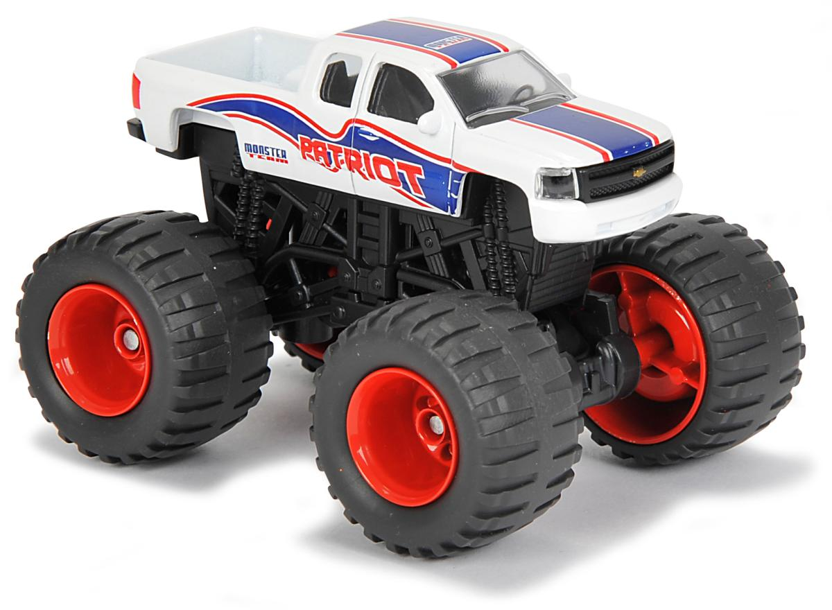 rockerz monster truck 9cm majorette 1 st ck g nstig. Black Bedroom Furniture Sets. Home Design Ideas