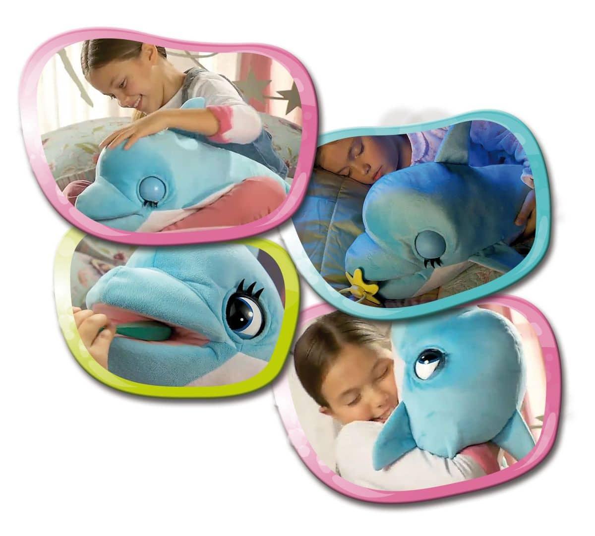 blublu delfin interaktiver pl schdelfin g nstig online. Black Bedroom Furniture Sets. Home Design Ideas