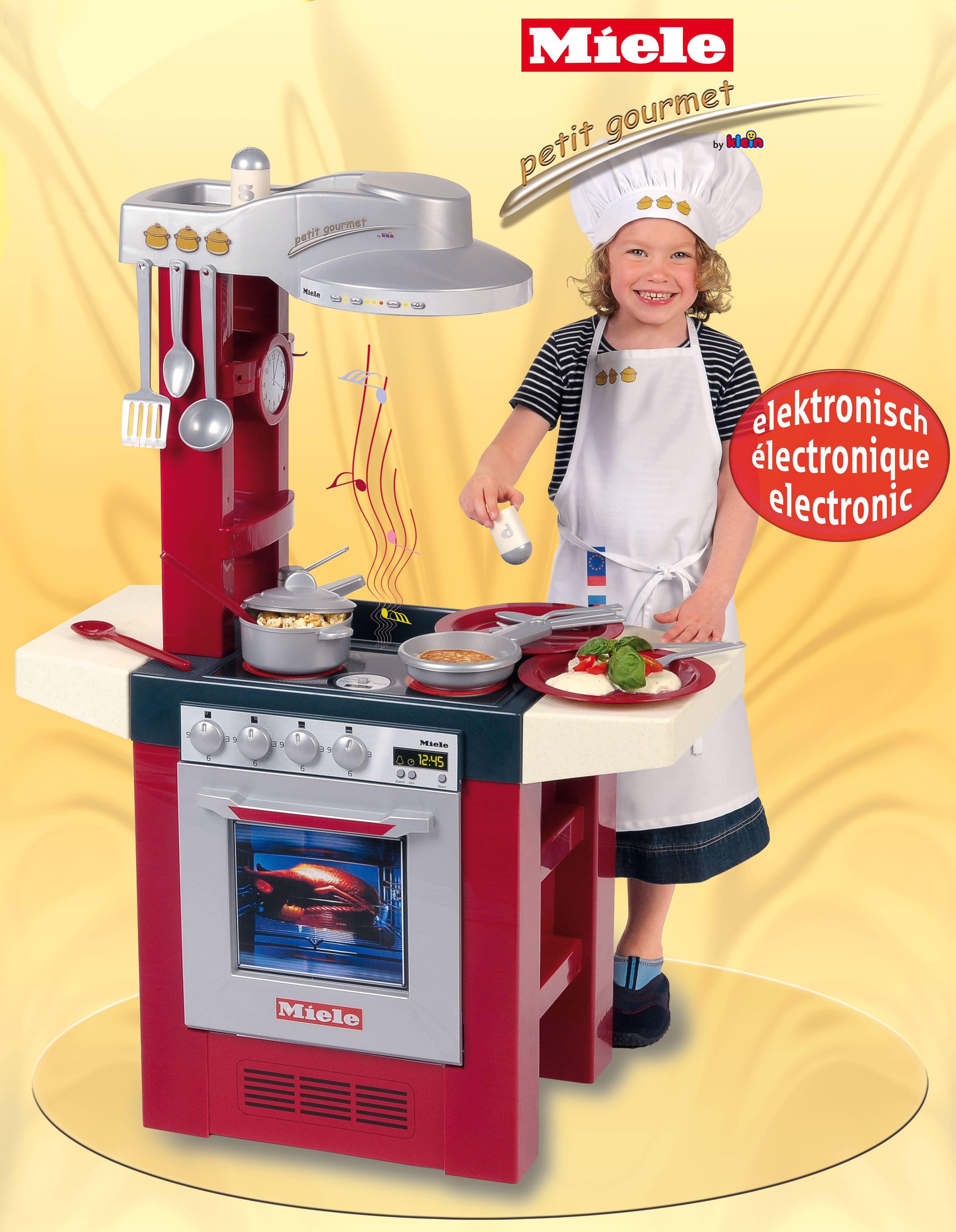 Spielküche Miele Petit Gourmet Klein online