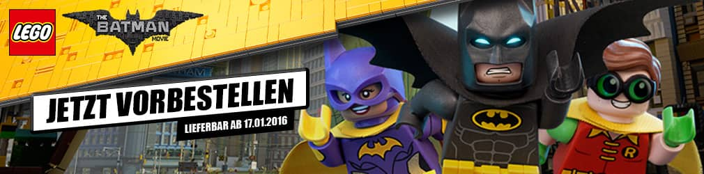xB 2017-01 lego Batman Movie vorbestellen