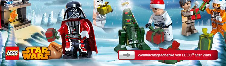 xB 2014-12 Lego StarWars Weihnachtsgeschenke