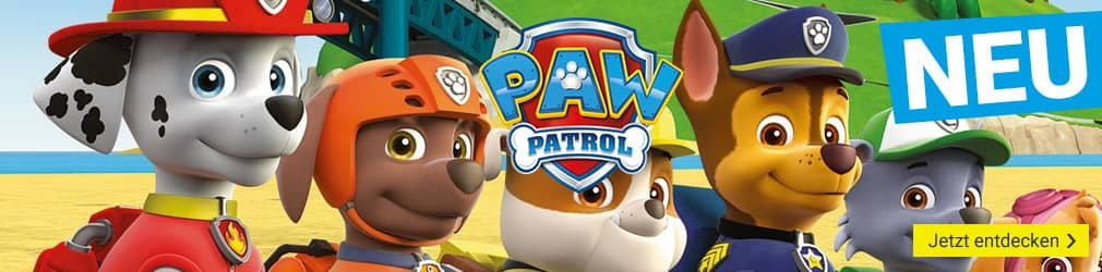 xB 2017-19 Paw Patrol